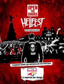 REDBULL – Hellfest/Open the doors